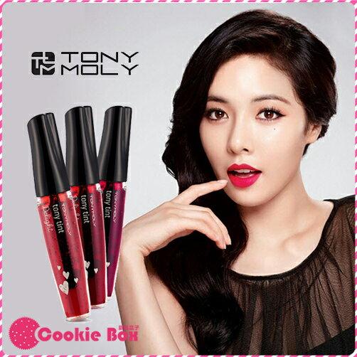 韓國 Tonymoly 完美情人 光亮 唇液 8.3ml 唇蜜 染唇液 咬唇妝 深色 顯色