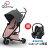 【贈提籃】荷蘭【Qunniy】ZAPP X FLEX 標準版嬰兒手推車(三輪/ 獨立雙把手)-11色 0