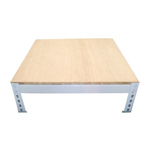 冰箱/洗衣機 方型角鋼墊高架(16x50x46公分)