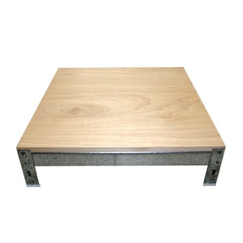 冰箱/洗衣機 耐潮錏板方型墊高架(16x61x50公分)