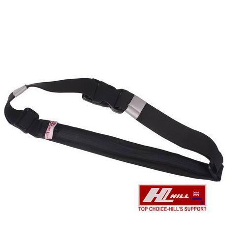 【HILL】運動斜肩包/腰包-黑(A2034)