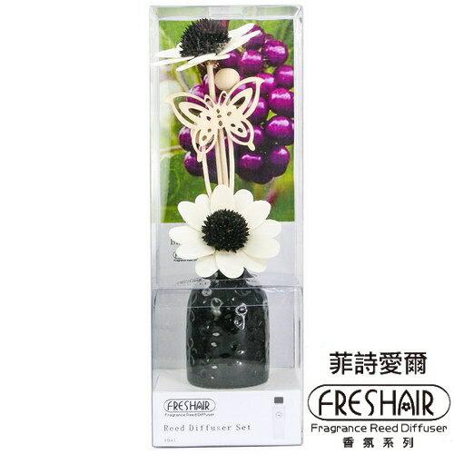 蝶舞戀陶瓷精油香氛組40ml-千果花