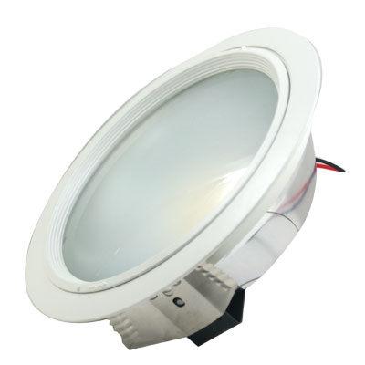 LED 10W / 15CM 漢堡燈 崁燈 CA-0106 - 黃光 附 變壓器 / 安定器