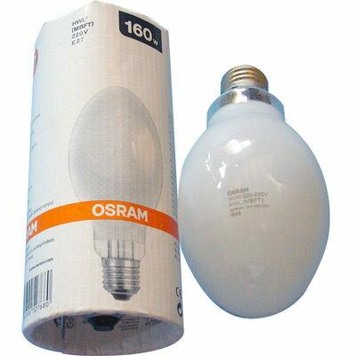 OSRAM 歐司朗 160W 水銀 鎢絲 混合燈泡 HWL 160 225V