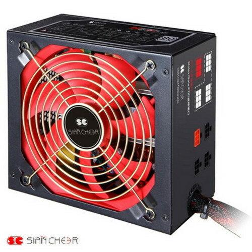上淇 黑匣子(80+白單路12V 45A) 650足瓦模組化電源供應器(BB650)