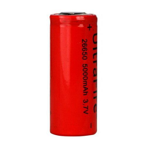 《GN》26650鋰充電電池(5000mAh)