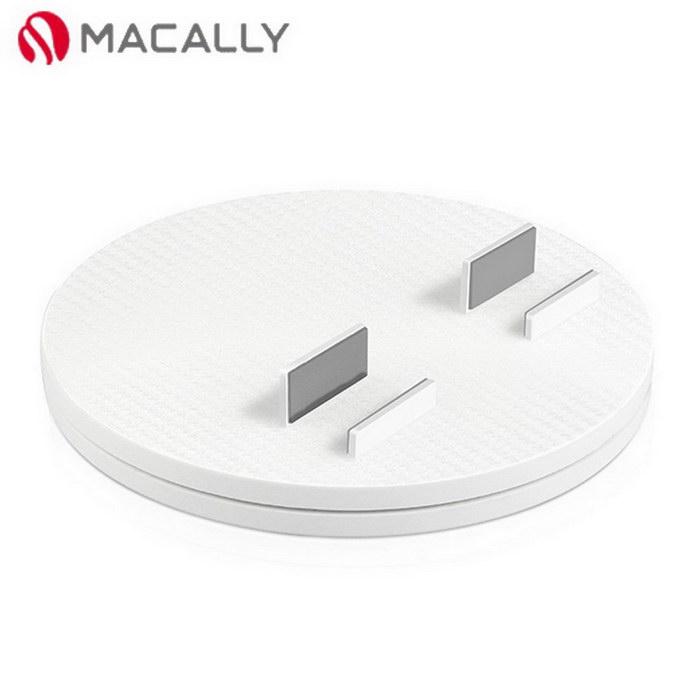 【Macally】360度旋轉支撐架(SPINMOUNT)