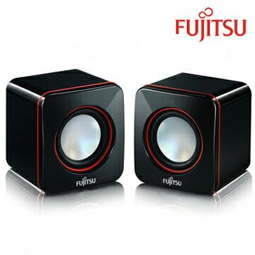 ~迪特軍3C~FUJITSU富士通 USB電源多媒體喇叭^(PS~110^) 體積小巧 U