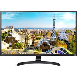 LG 32UD59-B 32 3840x2160 Ultra HD 4k LED Monitor with FreeSync