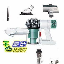 [網購退回未使用裸裝新品一年保固] Dyson V6 Mattress HH08手持吸塵器 4吸頭 HEPA濾網 除塵 HH07