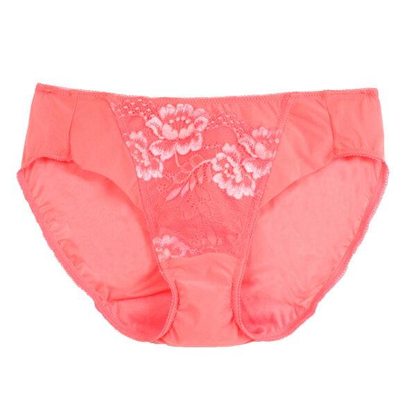 【Favori】美塑3D系列三角褲 (珊瑚粉) 1