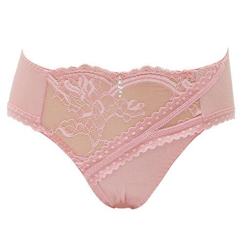 全館免運【Favori】-2℃ 冰絲美塑涼感三角褲(珍珠粉) 0