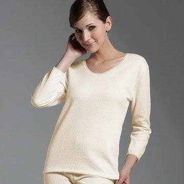【AJM】《台灣製》 厚實三層棉 保暖衛生衣(膚) 0