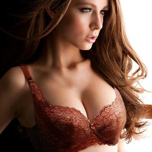 【AJM】美胸i拉提 BC罩杯輕機能成套內衣(裸膚) 2