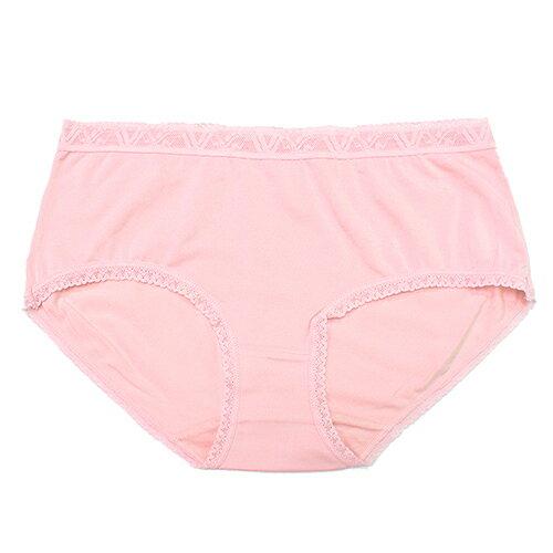 【AJM】素色細膩高腰平口褲(隨機) 1