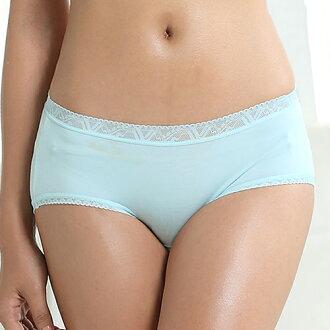 【AJM】素色細膩低腰平口褲(隨機)