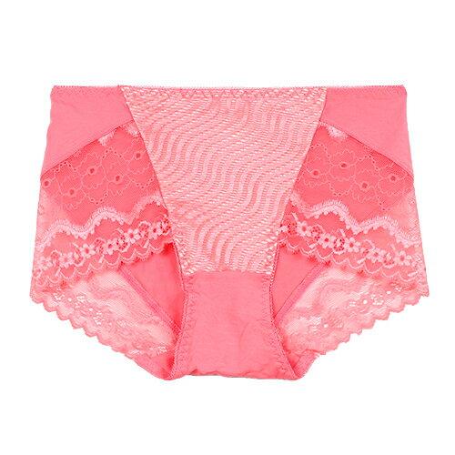 【DE FELI】炫波浪中腰平口褲 (隨機色) 1