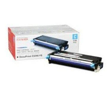 FujiXeroxDocuPrintC3290FS藍色碳粉(CT350568)原廠碳粉匣【迪特軍】