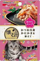 日清懷石系列 料理餐包 袋裝罐頭 湯包-KP9-鰹魚+蟹肉棒海鮮湯餐包