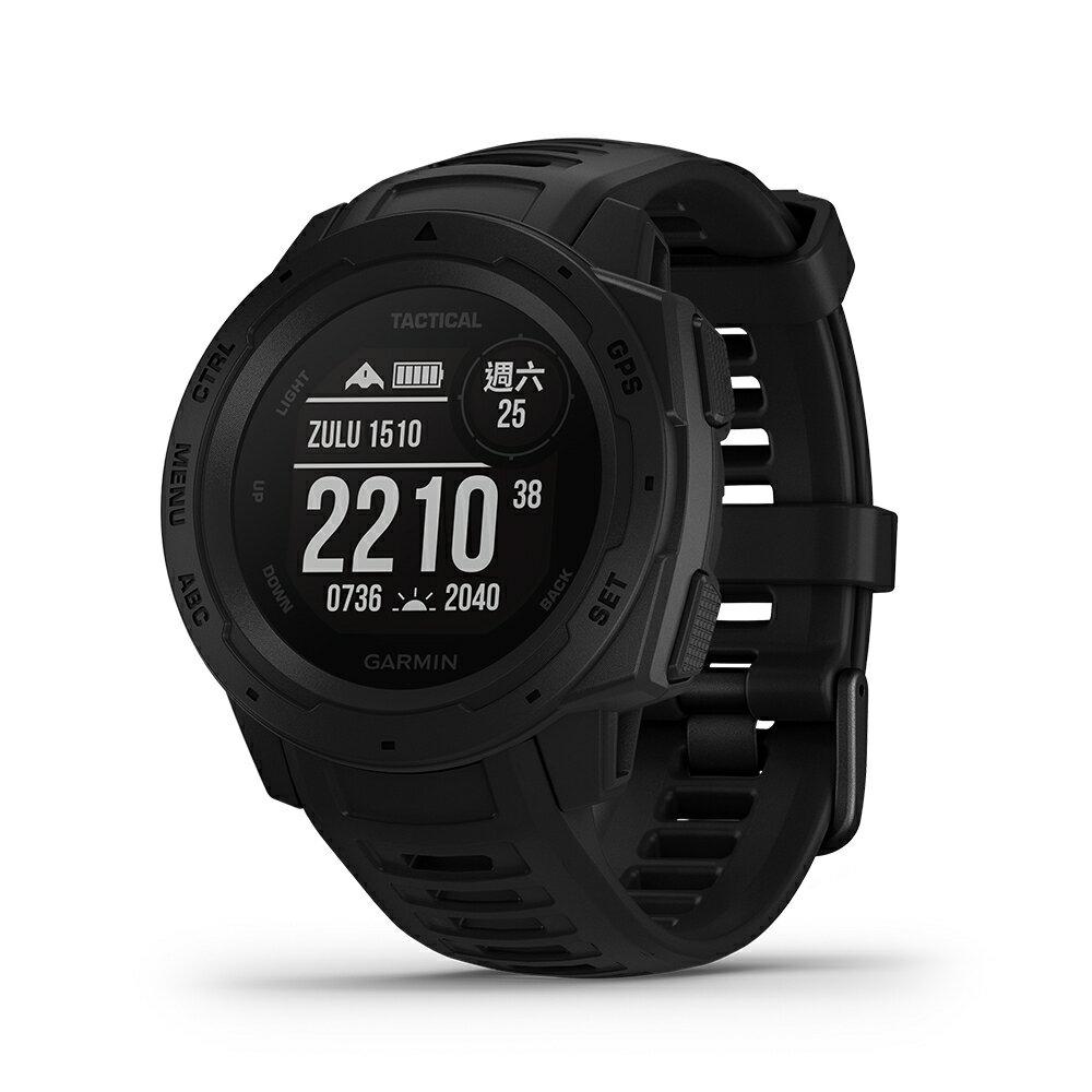 GARMIN INSTINCT TACTICAL EDITION 本我系列 軍事戰術版 軍用規格防水戶外多功能GPS腕錶 『贈日本SASAKI運動毛巾』 免運 5