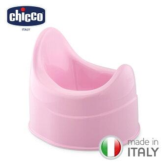 chicco幼兒學習便椅-粉