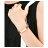日本CREAM DOT  /  ブレスレット リアルレザー 本革 メタル 重ね着け ブラック ベージュ パープル クラシカル シンプル 上品 ブランド プレゼント 大人  /  qc0308  /  日本必買 日本樂天直送(1990) 4
