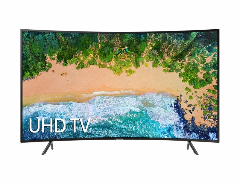 SAMSUNG 三星 UA49NU7300WXZW 4K曲面 49吋 液晶電視