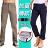 【任選3件$999】同UNIQLO版型 夏日舒適款 彈性伸縮 側口袋 工作休閒長褲 7006【CS衣舖 】 0