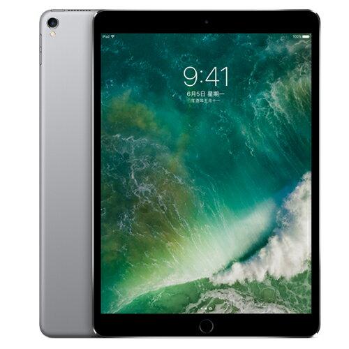 iPad Pro 10.5吋 512G WiFi版MPGH2TA/A - 太空灰【愛買】