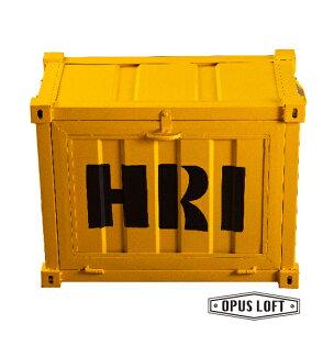 純真年代Opus Loft:復古LOFT工業風法式鐵皮貨櫃風下掀式儲物櫃