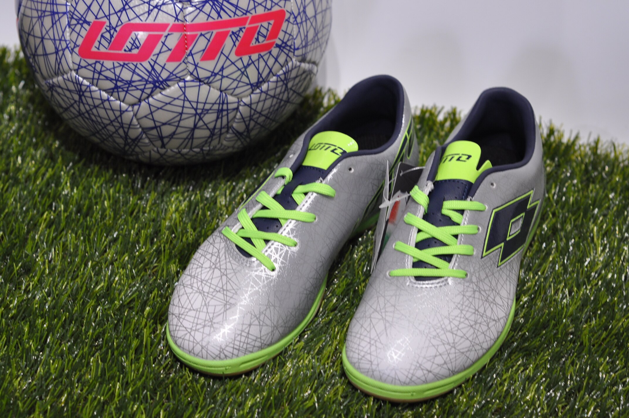 【登瑞體育】LOTTO 兒童足球鞋 LTS7189-鞋6折