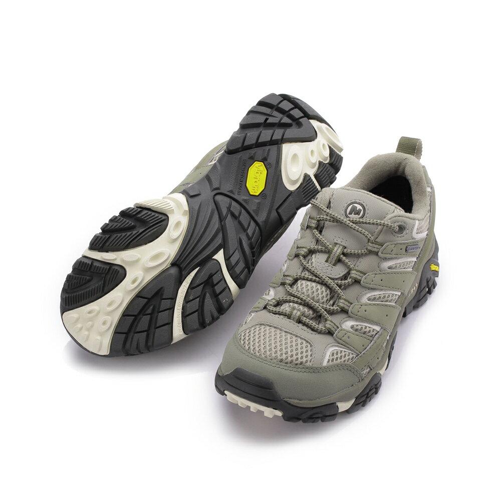 MERRELL MOAB 2 GORE-TEX 戶外多功能鞋防水鞋 淺橄欖綠 ML12130 女鞋 登山鞋 / 戶外運動鞋 3