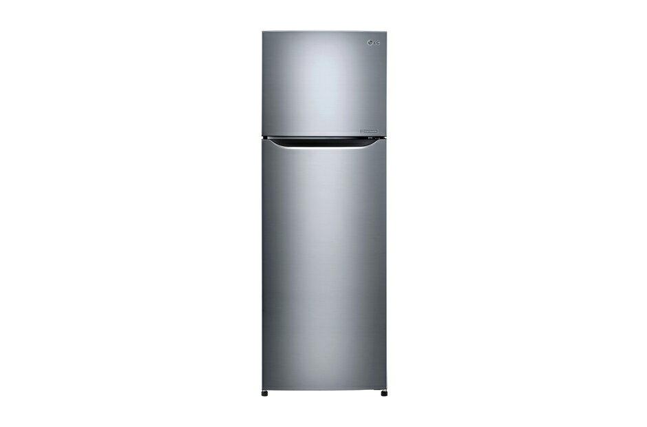 LG 樂金 Smart 變頻上下門冰箱 精緻銀 / 208公升 GN-L295SV