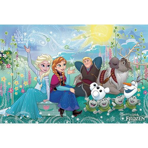 【P2拼圖】Frozen冰雪奇緣(3)拼圖1000片HPD01000-029