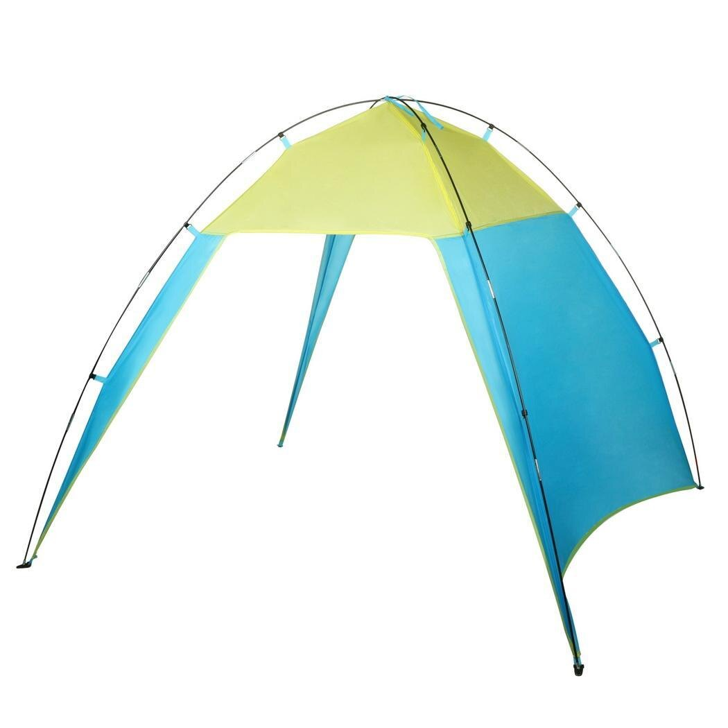 Single Layer Waterproof Open Fishing Beach Sunscreen Tent with Carry Bag 3