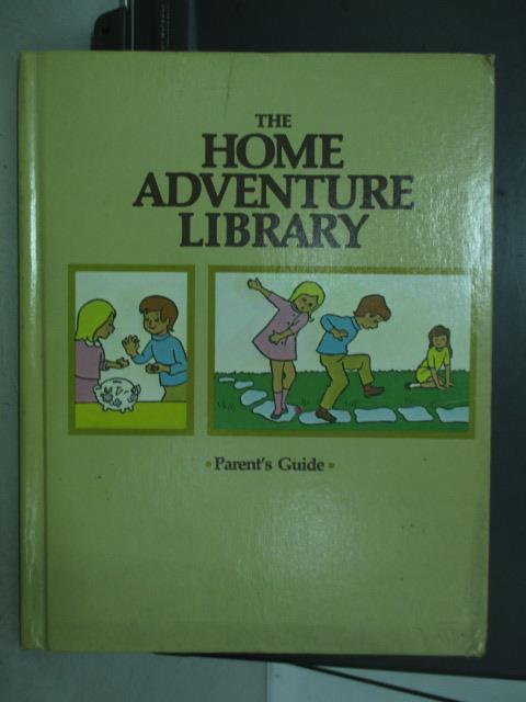 ~書寶 書T9/少年童書_PIM~The Home Adventure Library