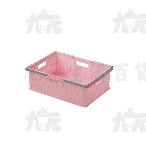 【九元生活百貨】聯府DH-310美術310藤籃置物收納DH310