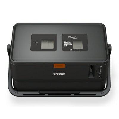 台灣兄弟國際資訊:BrotherPT-E800T套管標籤雙列印模組線號印字機~一台標籤可選擇使用標籤貼紙或套管貼紙~適電機業