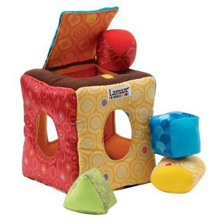 【寶貝樂園】Lamaze拉梅茲嬰幼兒玩具 哪個窗口適合我