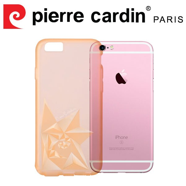 ^~ iPhone6 6s Plus ^~ Pierre Cardin法國皮爾卡登3D立體
