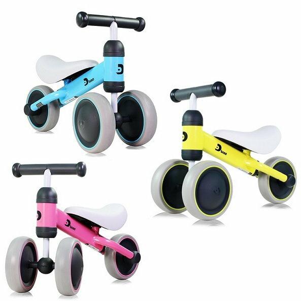 日本IDES D-bike mini 寶寶滑步平衡車 3色 現貨【六甲媽咪】