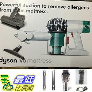 <br/><br/>  [加贈床墊和軟管] Dyson V6 Mattress HH08 (HH07+床墊吸頭+延長軟管) 手持吸塵器 5吸頭HEPA濾網除塵器<br/><br/>