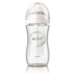 Philips Avent新安怡 親乳感玻璃 脹氣奶瓶