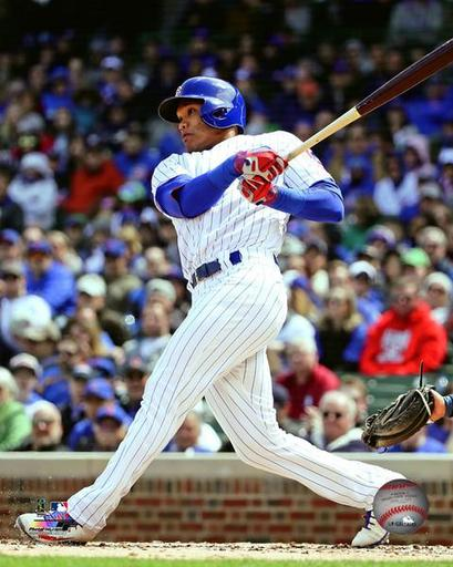 EAN 7437937925954 product image for Addison Russell 2018 Action Photo Print (20 x 24) | upcitemdb.com