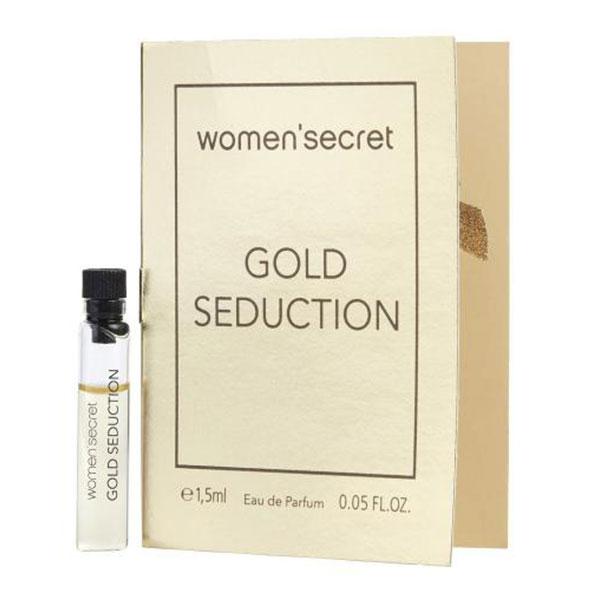 WOMEN'SECRETGOLDSEDUCTION金繽閃耀女性淡香精針管1.5ml(54933)《Belle倍莉小舖》
