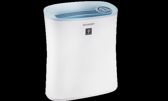 SHARP 夏普 6.4坪除菌離子空氣清淨機FU-H30T-W