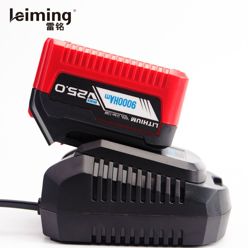 雷銘手電鉆電鋰電池12V16V25V充電電池電動螺絲刀電池包