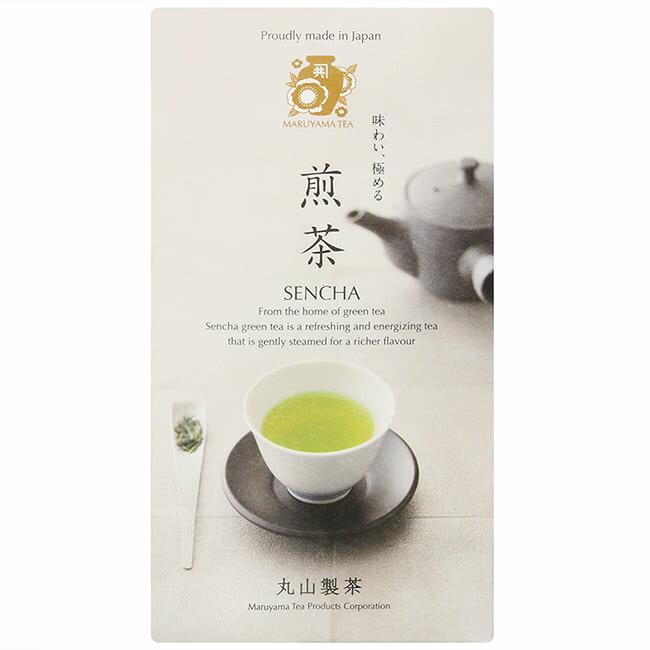 【丸山製茶】煎茶茶包20入  /  玄米茶茶包20入 40g 日本進口茶包 常溫配送 1