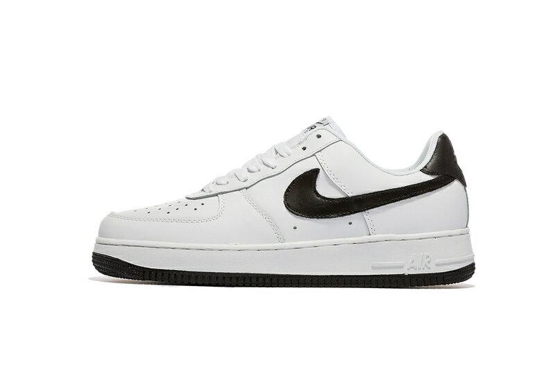 Nike Air Force 1 白黑空軍一號 男女鞋