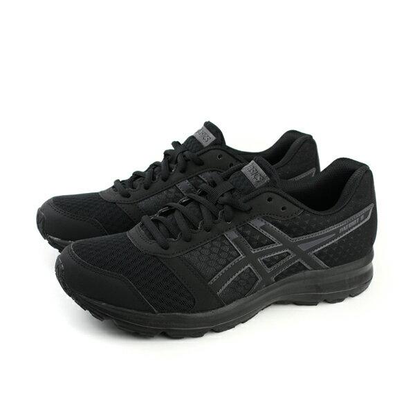 亞瑟士ASICS PATRIOT 8 慢跑鞋 黑色 男鞋 no311